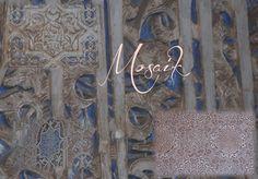 Gartenmalereien: Reisen/Alhambra