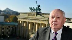 Gorbachev warns of 'new Cold War'
