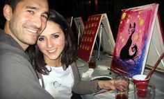 Groupon - $ 25 for a Two-Hour Painting Party from Paint Nite ($45 Value) in Multiple Locations. Groupon deal price: $25