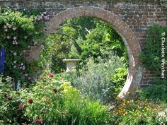Article: Great British garden to visit: Claydon, Buckinghamshire. The Galloping…