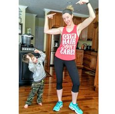 Friday Feature- Sarah Haney — Transforming Beauty Fitness