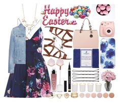 """""""HAPPY EASTER GUYS!"""" by directionernswiftiesafa ❤ liked on Polyvore featuring AX Paris, AG Adriano Goldschmied, Gianvito Rossi, MICHAEL Michael Kors, Hourglass Cosmetics, Jigsaw, Murdock London, Witchery, Yves Saint Laurent and Deborah Lippmann"""