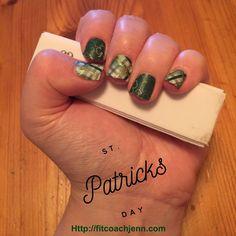 Lucky Me St. Patrick's Day Jamberry Wraps - Jennifer Carr