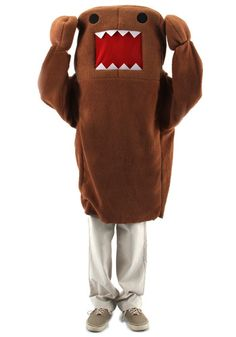 Tween Domo costume #Halloween #Teen