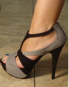 : Forever 21 Impression Suedette Heels