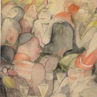 Berlin, Francoise Gilot, George Grosz, New Objectivity, Art Eras, Barnett Newman, North Rhine Westphalia, Queer Art, Carnival