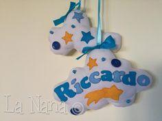 La Nana: Il fiocco nascita di Riccardo