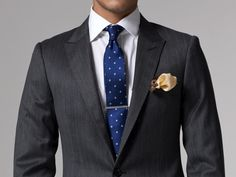 I like this color combo: dark gray, crisp white, royal blue, and champagne.