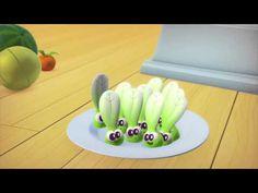 A table les enfants ! - L'épinard - Episode en entier - Exclusivité Disney Junior ! - YouTube Disney Junior, Teacher Survival, Nutrition, French Food, Food Videos, A Table, Banana, Clay, Animation