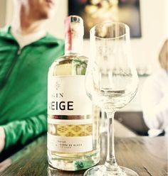 Neige Sauvage est un cocktail à base de Gin de Neige, une création de Atelier et Saveurs.