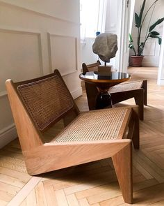 Mid-century Pierre Jeanneret re-editions at Arrowtown's new Fehn Store