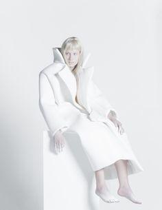 Melitta Baumeister's Graduation Collection   Trendland: Design Blog & Trend Magazine