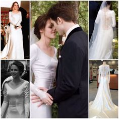 Bella's wedding dress - Breaking Dawn 1 - by Carolina ...