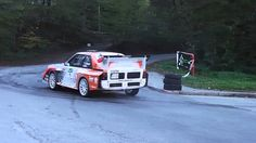 30 seconds of the Audi Quattro demonstrating what every rally fan the world over misses about Group B division racing. Just look at the drifts! Vintage Cars For Sale, Audi Quattro, Racing, 30 Seconds, Division, Rally, Fan, Group, Hand Fan