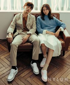 Eric Nam Is An Aloof Boyfriend For Nylon Magazine<br> Fashion Editorial Couple, Fashion Couple, Couple Posing, Couple Shoot, Couple Photography Poses, Fashion Photography, Korean Couple Photoshoot, Photoshoot Concept, Eric Nam