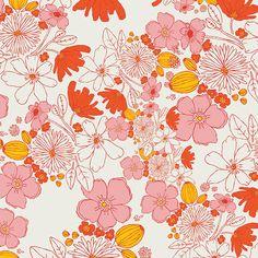 Meadow ::: Leas Bloom Blush von treuepfand DIY auf DaWanda.com