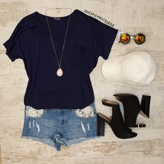 Short outfit