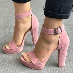 Pretty shoes and gorgeous color