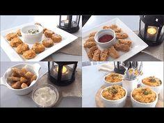 أطيب ثلاث وجبات خفيفة بالبطاطس مذاق لا يقاوم سهلة وسريعة تحضر في دقائق❤ لا تفوتكم ❤  من عالم ملاك - YouTube