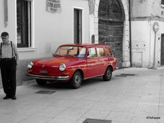 500px / Old Volkswagen by Thomas K.