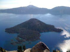 Crater Lake NP, Oregon, USA