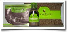 @MacadamiaHair: Natural Hair Oil, Treatment and Masque.
