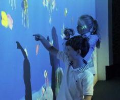Art Aquarium, works with QR Code   Everyone is Happy | AUSTRALIAN AWARD WINNING DIGITAL MEDIA & INSTALLATIONS