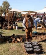Phoenix in November? Lots Happening Here!: Chandler Chuck Wagon Cook-Off