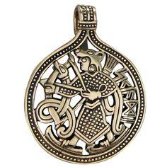 Bronze Skadi Norse Goddess of Winter Pendant - Viking Pagan Jewelry Dryad Design Wiccan Jewelry, Viking Jewelry, Religious Jewelry, Medieval Jewelry, Spiritual Jewelry, Ancient Vikings, Norse Vikings, Norse Goddess, Norse Mythology