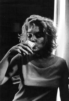Marilyn Monroe in 1962.