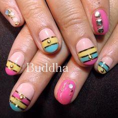 Instagram photo by buddha_nail #nail #nails #nailart