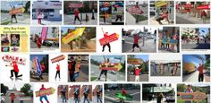 The Curious Race and Gender Evolution of the Sidewalk Sign Spinner (click thru for analysis)