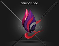 """Check out new work on my @Behance portfolio: """"Logo Abstracto."""" http://be.net/gallery/46665801/Logo-Abstracto"""