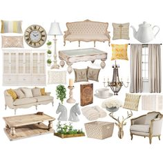 Parlour Room by beliveinthemakebelieve on Polyvore featuring interior, interiors, interior design, home, home decor, interior decorating, Ethan Allen, Barefoot Dreams, Pier 1 Imports and Multiyork