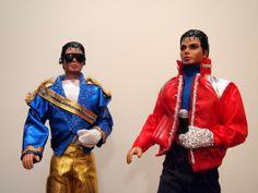 MJ Barbie Dolls