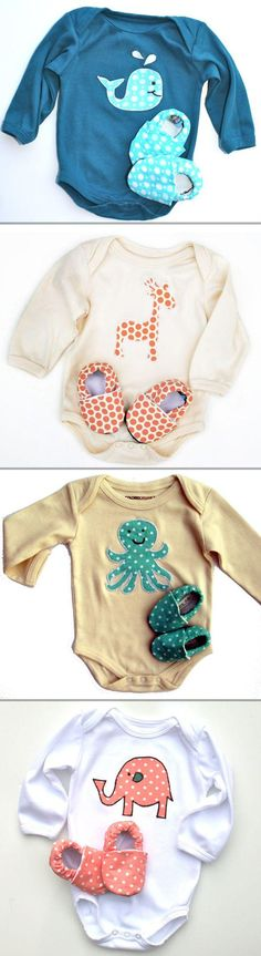 the cutest baby clothes!
