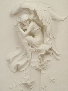 Beautiful wall sculpture