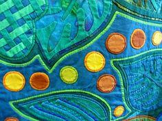 Fumiko Nakayama Quilt Detail