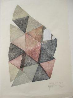 Printmaking - Paulina R. Varregn