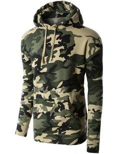 LE3NO PREMIUM Mens Heavyweight Boxy Fit Fleece Hoodie Sweatshirt