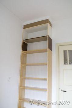 Bildergebnis Für Ikea Billy Extension Billy Bücherregal Hack, Vorraum,  Dachgeschoss, Büro Schreibtisch,
