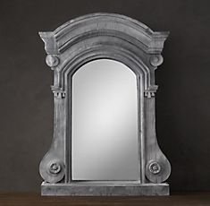 Restoration Hardware has a bunch of drool-worthy mirrors.