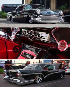 Light Your Fire - Custom Buick Special Pushing Custom Classic Cars, Old Classic Cars, Custom Cars, Hot Rod Trucks, Lifted Ford Trucks, Pickup Car, Buick Cars, Amazing Cars, Awesome