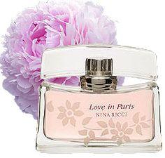 Love in Paris Fleur de Pivoine Nina Ricci perfume - a fragrance for women