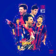 Lionel Messi, Barcelona, FCB, sport, illustrations, poster, design, football, graphic, social, art, AREDI, #sportaredi