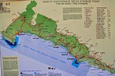 Miasta w Cinque Terre