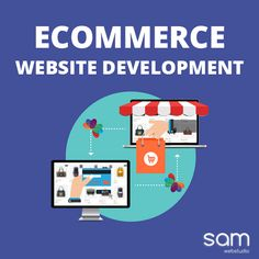SAM Web Studio is a specialized #EcommerceWebsiteDevelopment Company Based in #India which is offering high-end web solutions.our web solutions are perfect for catering  your personalized needs. Attractive templates #customizeddesigns, and highly secure #paymentgateway are some of the attributes which you will find in our #websolutions.