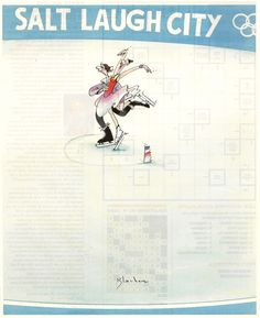 Blachon - L'Équipe Magazine - samedi 2 mars 2002 - N° 1033