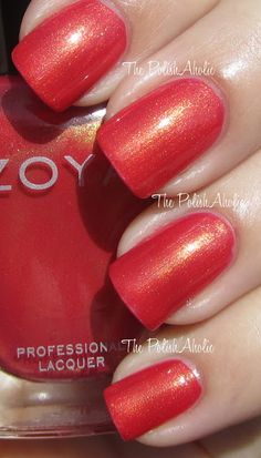 Zoya Lana - A discontinued color.
