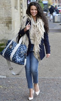 Michelle Keegan loves the traditional pub snack Pork Scratchings! http://entertainment.stv.tv/tv/244509-coronation-streets-catherine-tyldesley-praises-michelle-keegan/